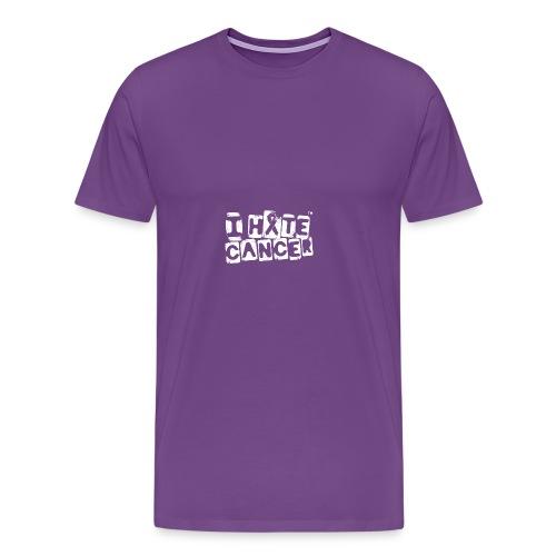 IHC-logo-white-full - Men's Premium T-Shirt