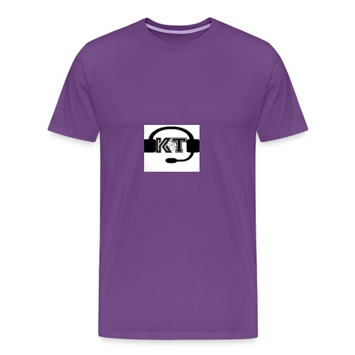 Kts youtube - Men's Premium T-Shirt