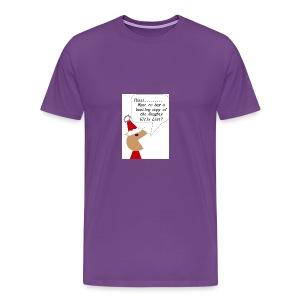 Naughty Girls List - Men's Premium T-Shirt