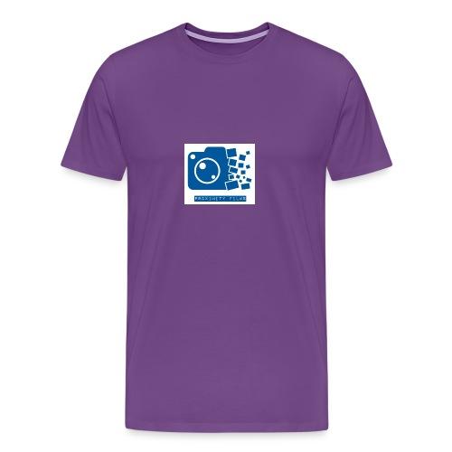 Proximity Films official logo - Men's Premium T-Shirt
