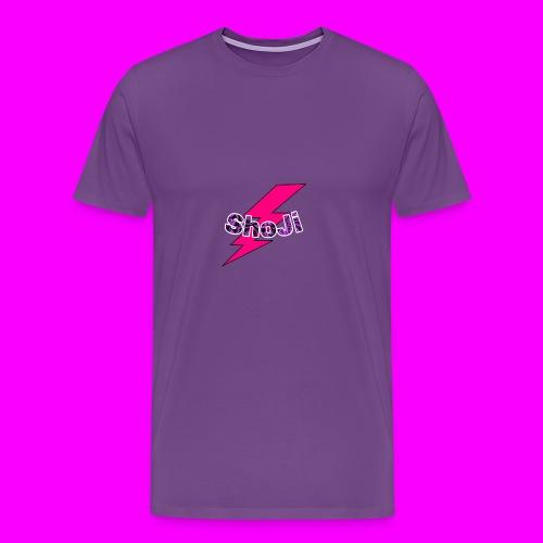 Official ShoJi Art - Men's Premium T-Shirt