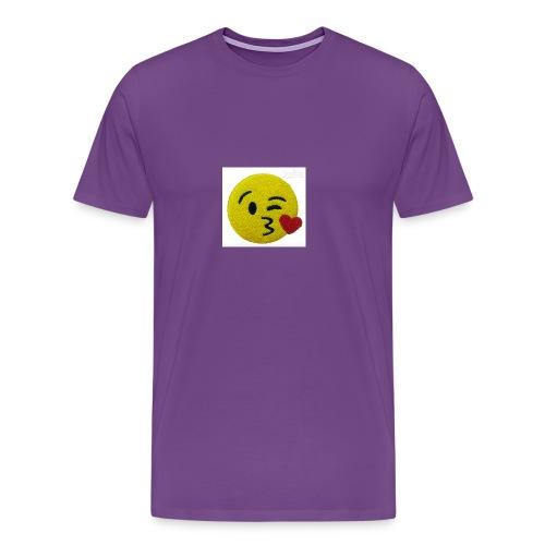 cute pictured phonecase - Men's Premium T-Shirt