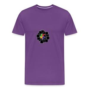cubes - Men's Premium T-Shirt