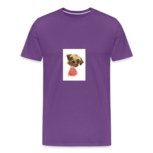Doggy lover - Men's Premium T-Shirt