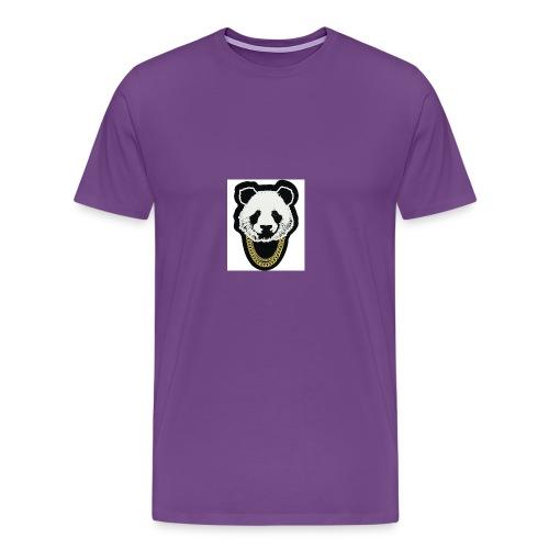 panda3.1 - Men's Premium T-Shirt