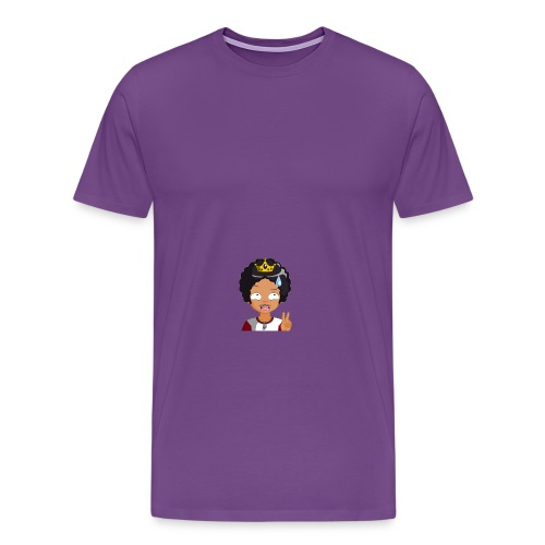 Kingswag123 - Men's Premium T-Shirt