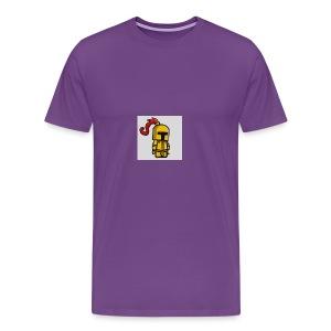 KNIGHT SHIRT - Men's Premium T-Shirt