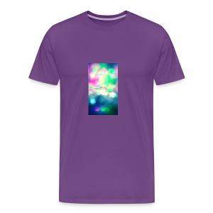 Glitchy Photography - Men's Premium T-Shirt