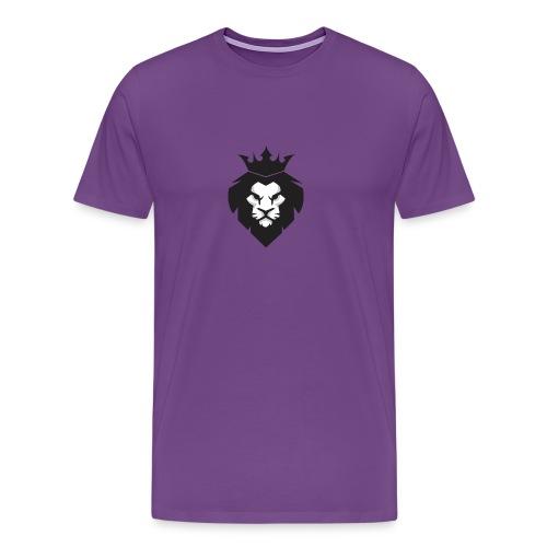 lion case - Men's Premium T-Shirt
