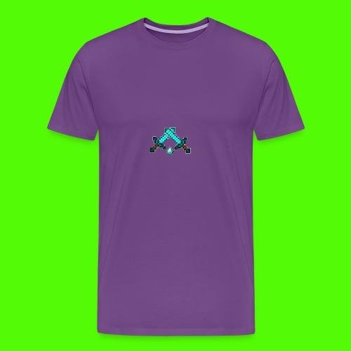 Thackattack Logo - Men's Premium T-Shirt