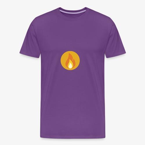 Fire - Men's Premium T-Shirt