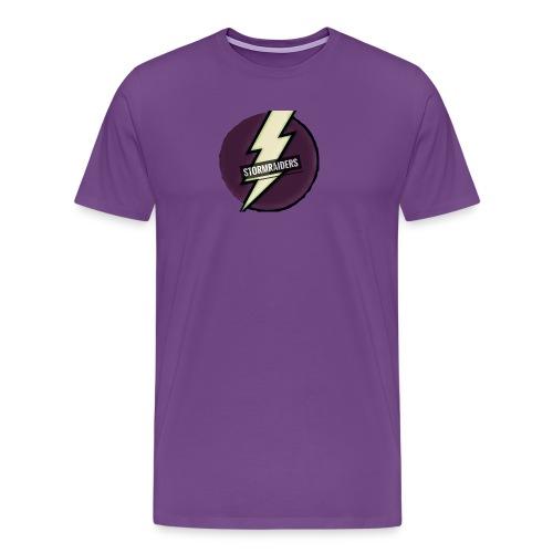 TheStormRaiderz Gear⚡ - Men's Premium T-Shirt