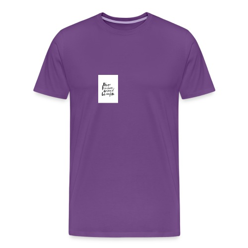 Throw kindness around - Men's Premium T-Shirt