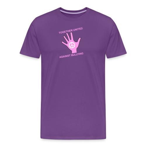 against-bullying - Men's Premium T-Shirt