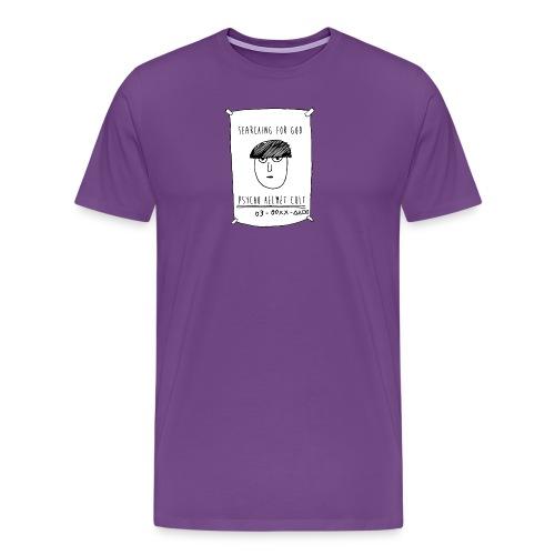 mob psycho 100 - Men's Premium T-Shirt