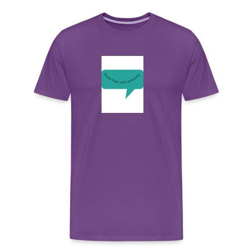 bhwp 1 shirt - Men's Premium T-Shirt