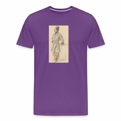 rs portrait sp 01 - Men's Premium T-Shirt