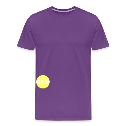 new logo 2.png - Men's Premium T-Shirt