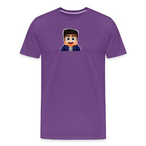 Smorez Merch - Men's Premium T-Shirt