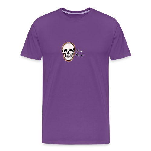 TinaPetrie_Logo - Men's Premium T-Shirt