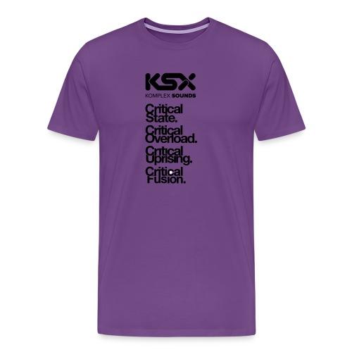 Komplex Labels - Men's Premium T-Shirt