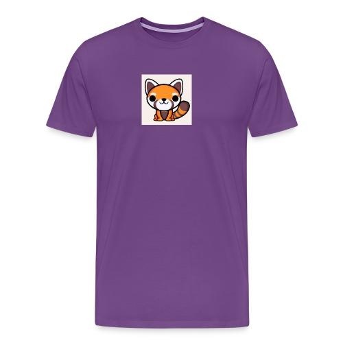 RedPandaPlayz17 - Men's Premium T-Shirt