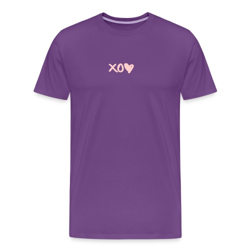 xo <3 - Men's Premium T-Shirt