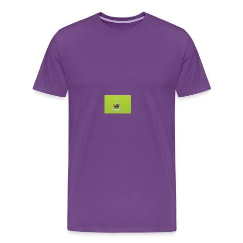 Awesomecoolkawaii emote shirt - Men's Premium T-Shirt
