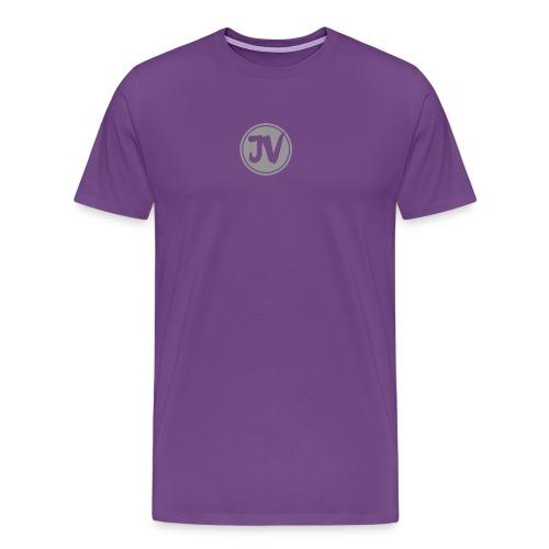 jordan vlogs logo - Men's Premium T-Shirt
