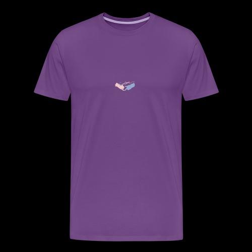Black T-Shirt - Seventeen - Men's Premium T-Shirt