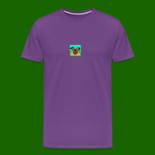 TheBratPug TEAM PLAYER - Men's Premium T-Shirt