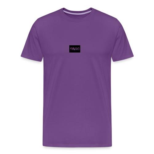swaglishua - Men's Premium T-Shirt