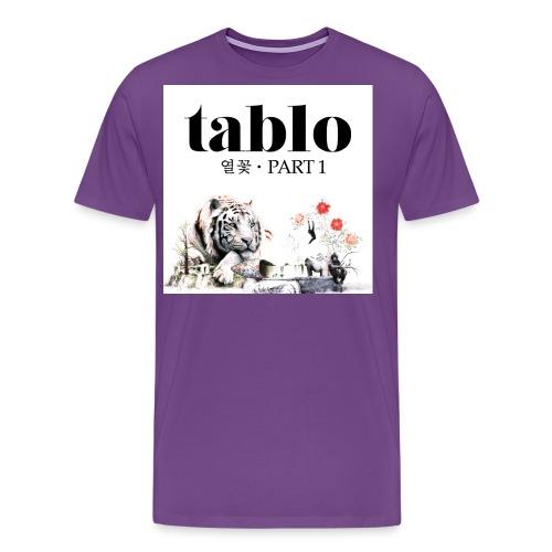 Tablo Fevers End Part 1 jpg - Men's Premium T-Shirt