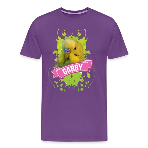 Garry Splatter - WOMEN V2 - Men's Premium T-Shirt