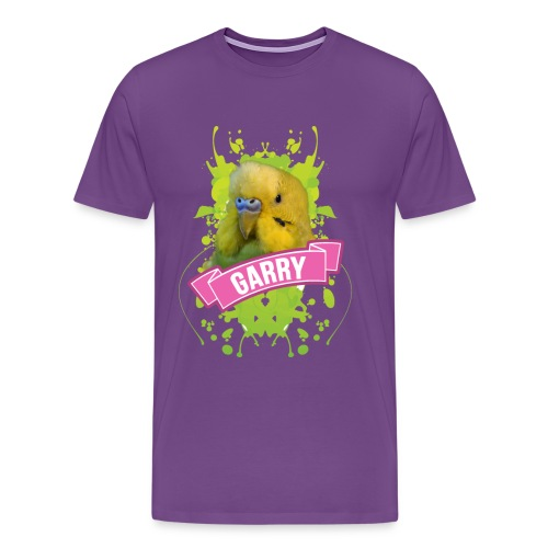 Garry Splatter - WOMEN V2 - Men's Premium T-Shirt