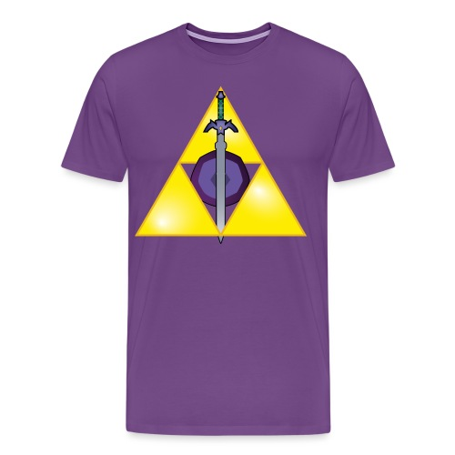 The Hylian Hallows - Men's Premium T-Shirt