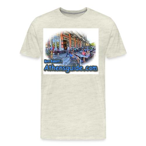 athensguide thission jpg - Men's Premium T-Shirt
