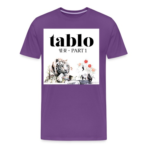Tablo Fevers End Part 1 jpg - Men's Premium T-Shirt