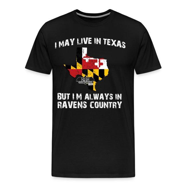RavensCountryTee Texas 05 png