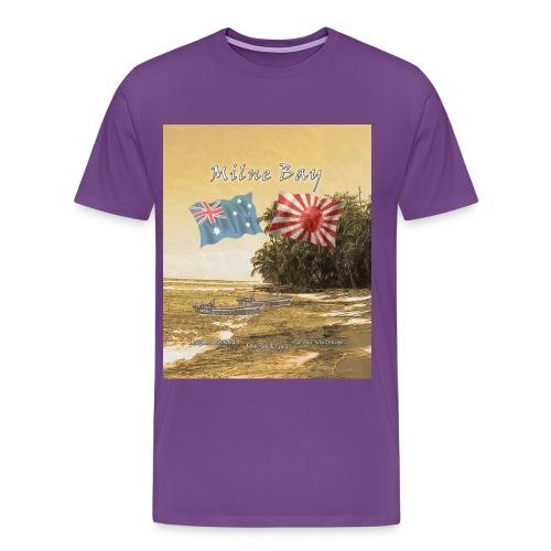 milne bay box top - Men's Premium T-Shirt