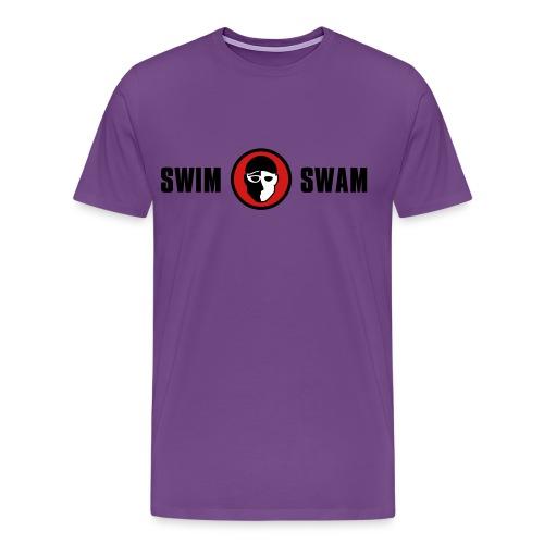 SwimSwam Classic - Men's Premium T-Shirt
