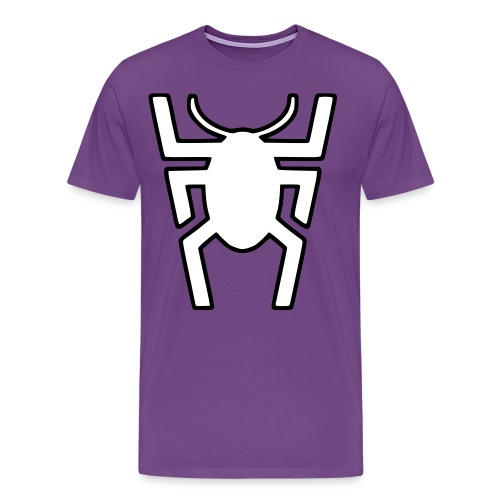 Cockroach Logo - Men's Premium T-Shirt