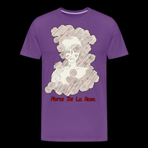 Pierce De La Rosa - Men's Premium T-Shirt