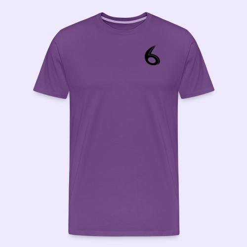 Sixth Sense Logo - Men's Premium T-Shirt