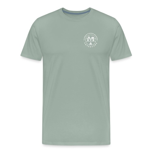 Karen young blood - Men's Premium T-Shirt