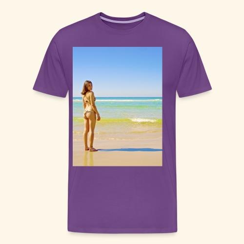 model - Men's Premium T-Shirt