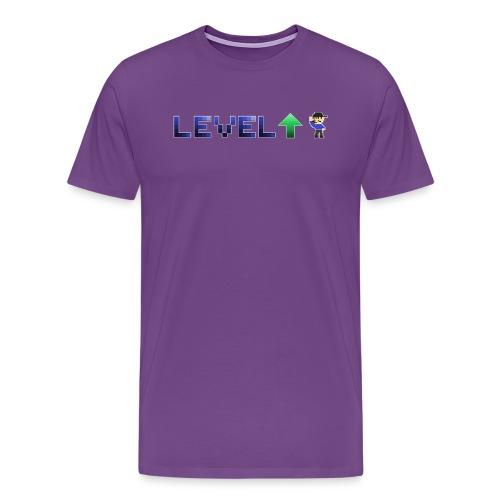LevelUp Icon - Men's Premium T-Shirt