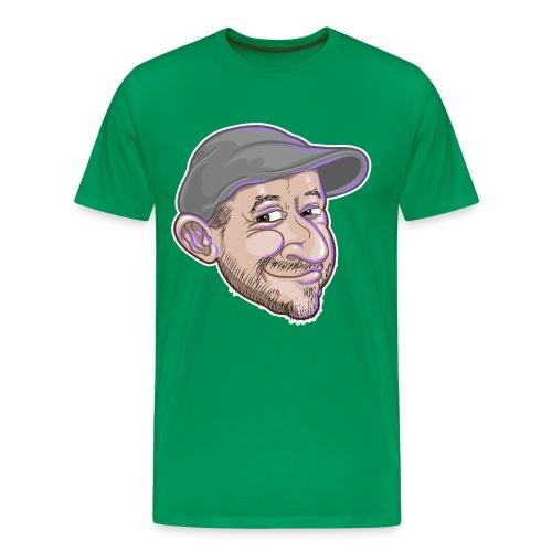 abe shirt - Men's Premium T-Shirt