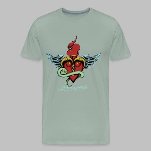 Working Art - Men's Premium T-Shirt