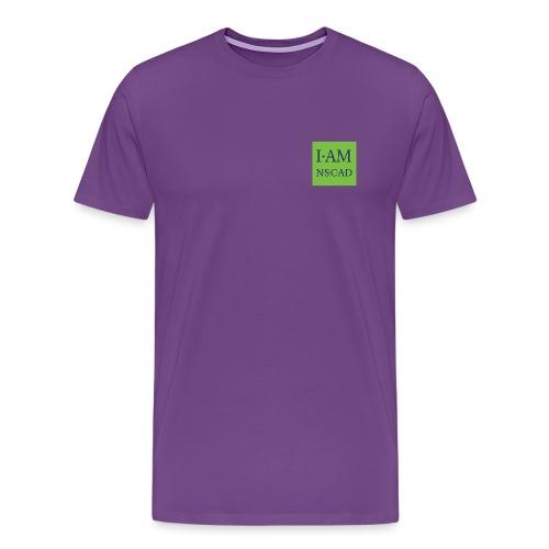 I am NSCAD - Men's Premium T-Shirt